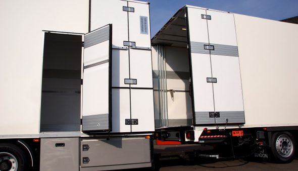 Allestimenti furgoni frigo isotermici combinato