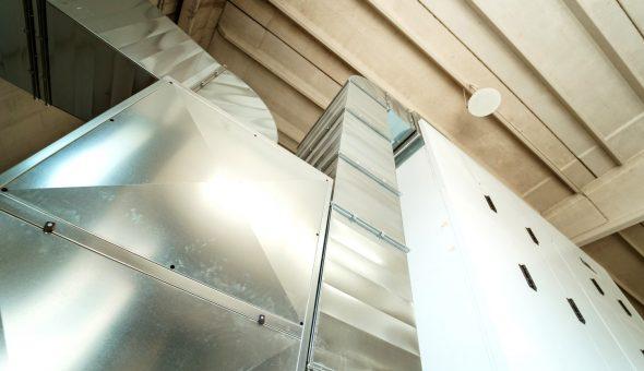 reparto verniciatura dettaglio impianto
